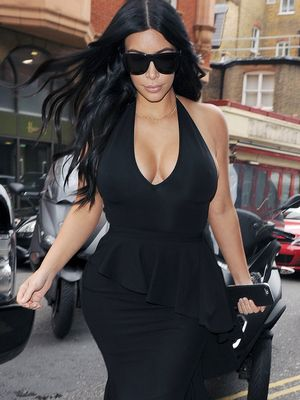Kim Kardashian Proves You Can Look Sexy for $25