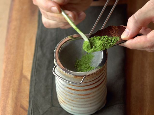 This Is How You're Actually Supposed to Drink Matcha