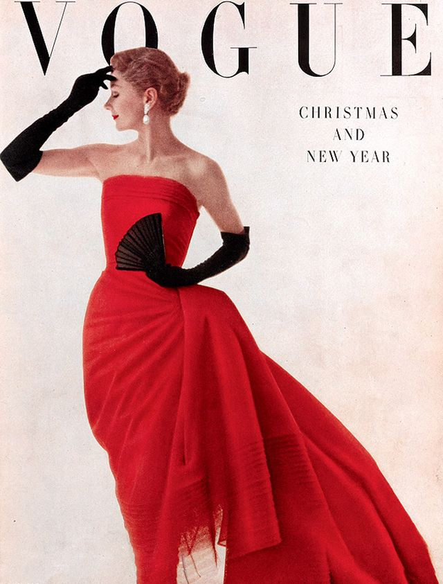 British Vogue Magazine - January 1950 | British Vogue