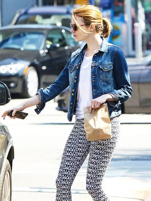 10 Celeb-Inspired Ways to Rock a Denim Jacket