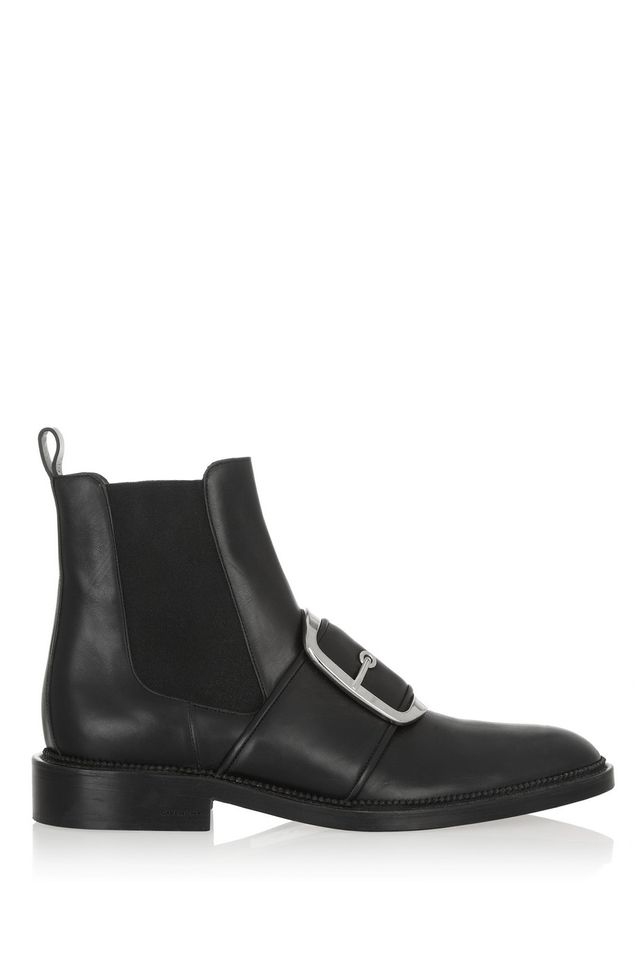TuesdayShoesday: Shop the Best Black Ankle Boots on Sale Right Now ...