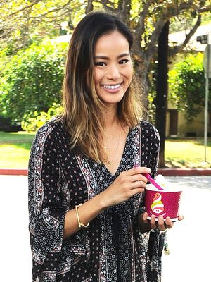 You Won't Believe Where Jamie Chung's Dress Is From