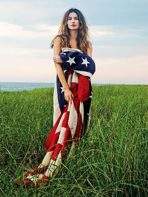 Stars, Stripes, And Models: 12 Patriotic Editorials