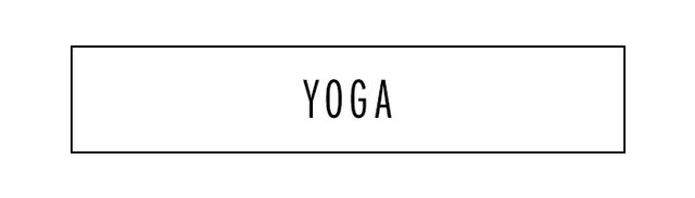 The most important quaility to look for when shopping for yoga outfits is that they're formfitting, unless you want to flash the yogi behind you while in down dog. Tanks with built-in sports...