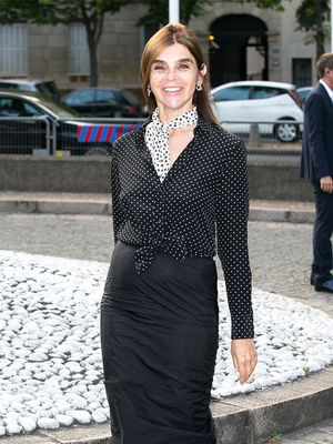 See the Major Statement Shoes Carine Roitfeld Wore This Weekend