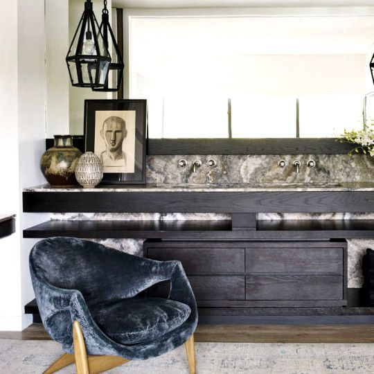 16 Downright Dreamy Celebrity Bathrooms