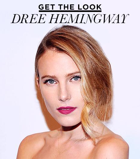Get The Look: Dree Hemingway