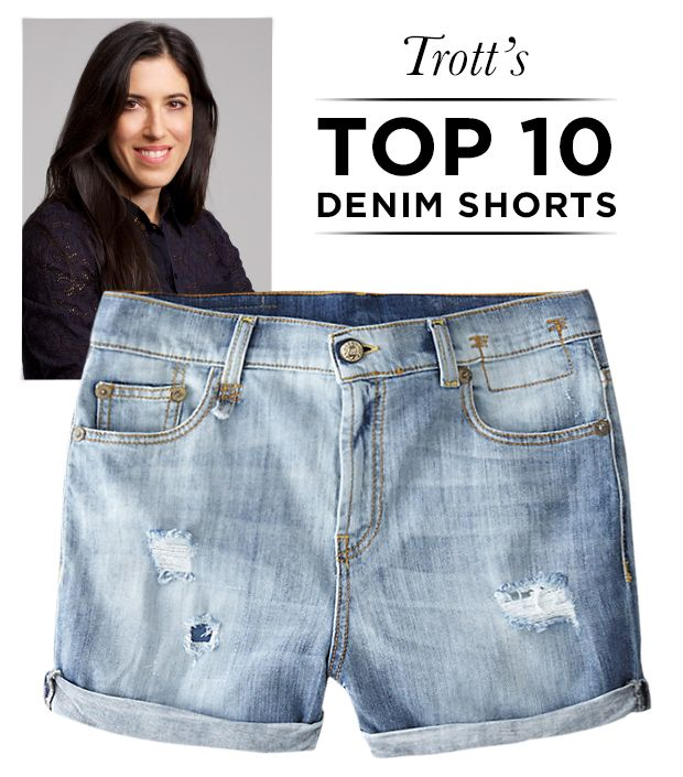 10 Denim Shorts With The Editor Stamp of Approval