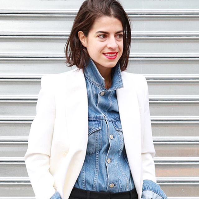 Watch Man Repeller Dole Out Free Advice in an NYC Park images