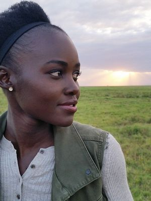 Lupita Nyong'o's Gorgeous Earrings Look So Expensive—but Are Only $58