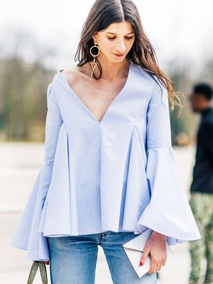 The Brand Behind Street Style's Most Popular Ruffles