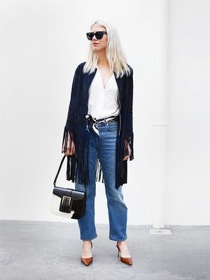 A Chic Work-to-Weekend Outfit to Try This Summer