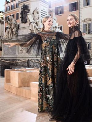 The Top Moments From Valentino's Haute Couture Show