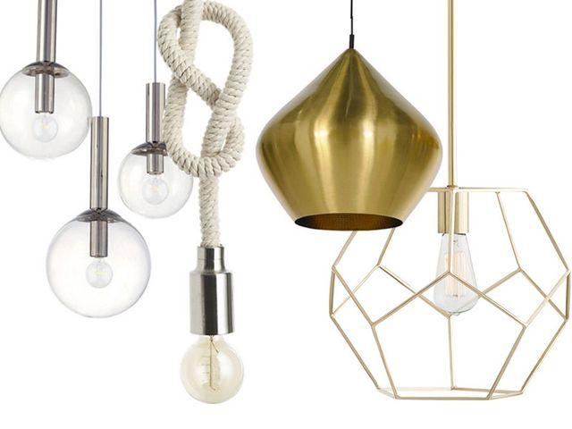 10 Pendant Lamps to Light Up Your Life