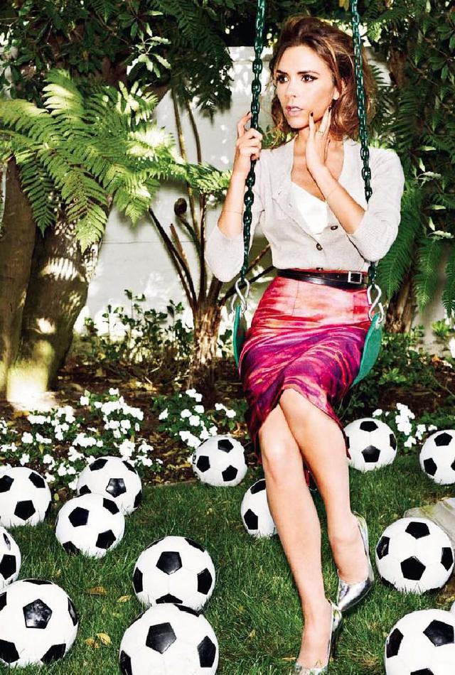 Victoria Beckham, founder and Creative Director of the Victoria Beckham Fashion Line