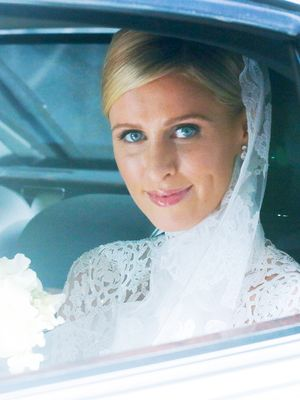 See Nicky Hilton's Gorgeous Valentino Wedding Dress