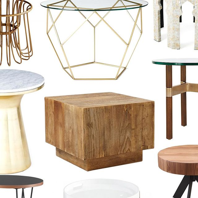 21 Side Tables Perfect for Any Style