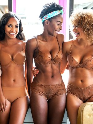 The Best Lingerie for Women of Color Is Finally Available in the U.S.