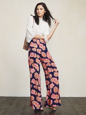 The Same Reformation Pants, as Worn by Two It Girls