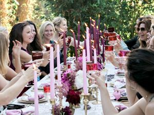 Inside Juliette Lewis's Intimate Birthday Dinner