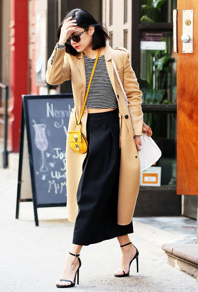 8 Outfit Ideas For Girls With Classic Style Whowhatwear Uk