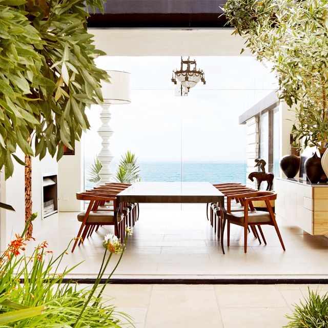 Inside a Unique Seaside Home With Stunning Views