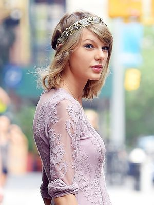 Taylor Swift's Free People Dress Is Exactly What You're Looking For