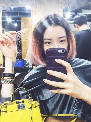 What It's Like to Have Rainbow Hair, by Irene Kim
