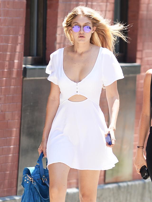 Shop Like Gigi Hadid (on a Broke Girls Budget)