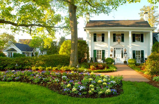 Fearrington House Inn, Pittsboro, North Carolina