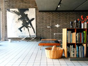Inside the Home of a Famed Danish Architect