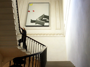 An Intriguing Visit to the London Home of an Acclaimed Designer
