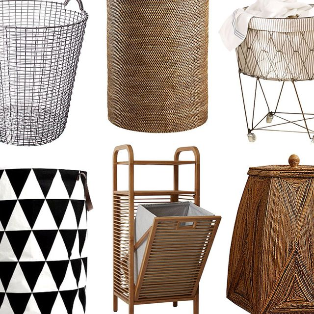 10 Baskets That Make Laundry Look Luxurious