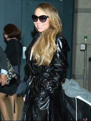 Mariah Carey's Insane Shoe Closet Will Make You Jealous