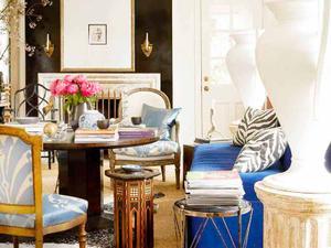 Inside a Designer's Expertly Layered Alabama Cottage