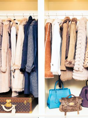 The Best Celebrity Closets on The Coveteur