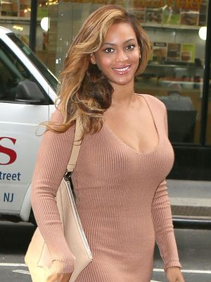 Proof That Beyoncé Is Taking Style Cues from Kim Kardashian