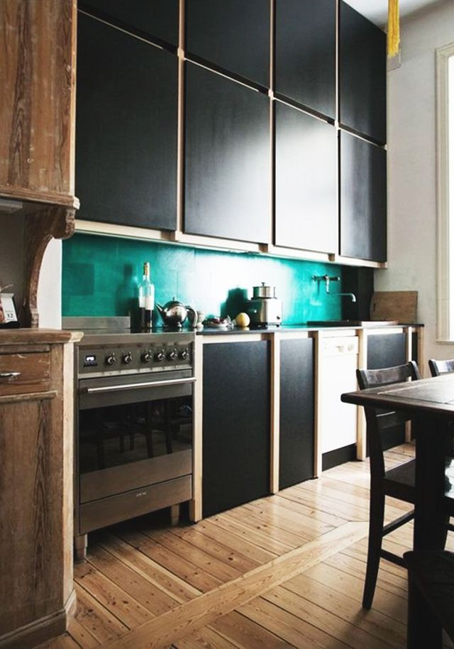 To see more of this color combination, visit Apartment Therapy.
