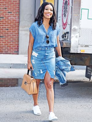 11 Realistic Outfit Ideas From Gabrielle Union, Jessica Alba, and More