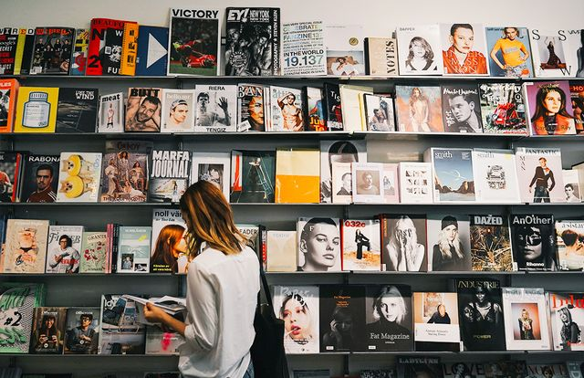 WHO: Papercut  WHAT: A quaint store with an amazing selection of local and international publications on art, fashion, design, music, and much more. A haven for magazine junkies and design...