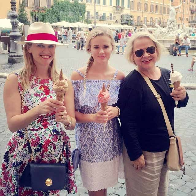 Reese Witherspoon in Rome