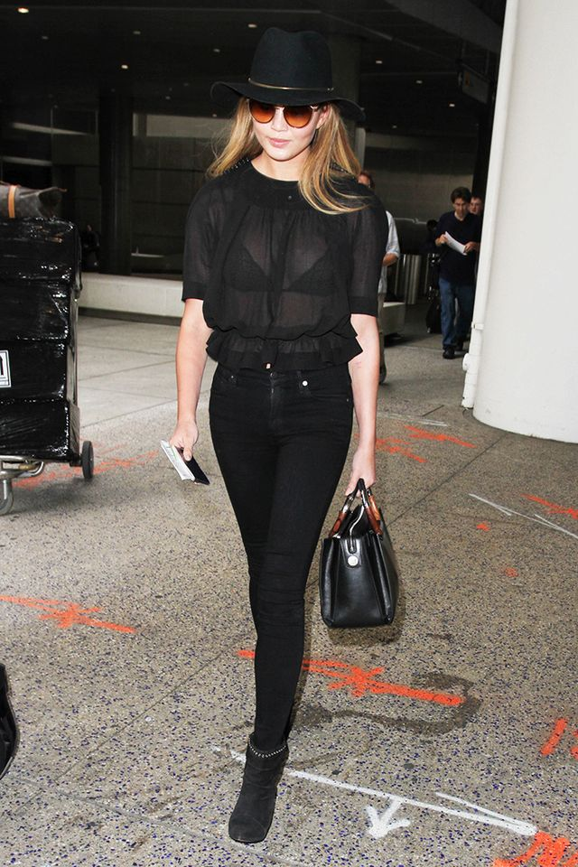 The Pieces Gigi Hadid, Kendall Jenner, and More Wear Constantly