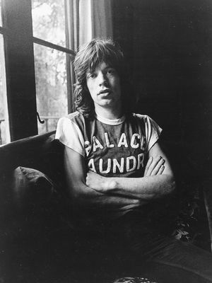 Truth: Mick Jagger Is the King of Cool T-Shirts