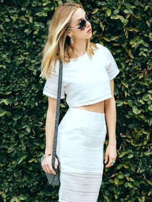 Why Whitney Port Is Waiting to Pick Her Wedding Dress