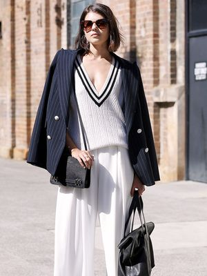How to Style Your Stripes Like an East Coast Girl