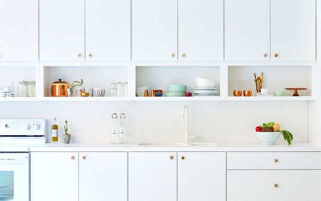 The Most Stylish Ikea Kitchens We 39 Ve Seen Mydomaine