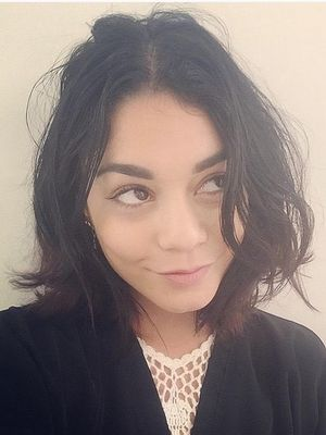 Vanessa Hudgens Has Long Hair Again, Debuts Extensions