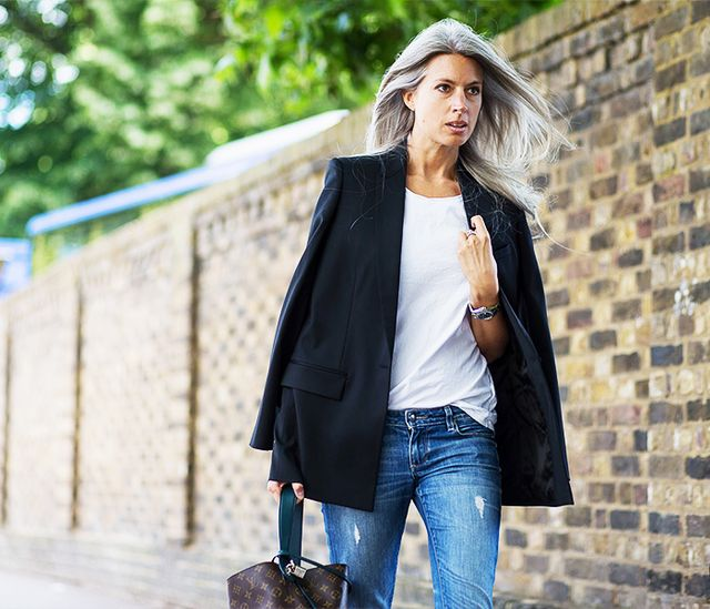 13 Ways to Style a $10 White T-Shirt