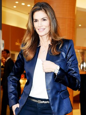 Cindy Crawford Is Developing a Show About the '80s Modeling Wars