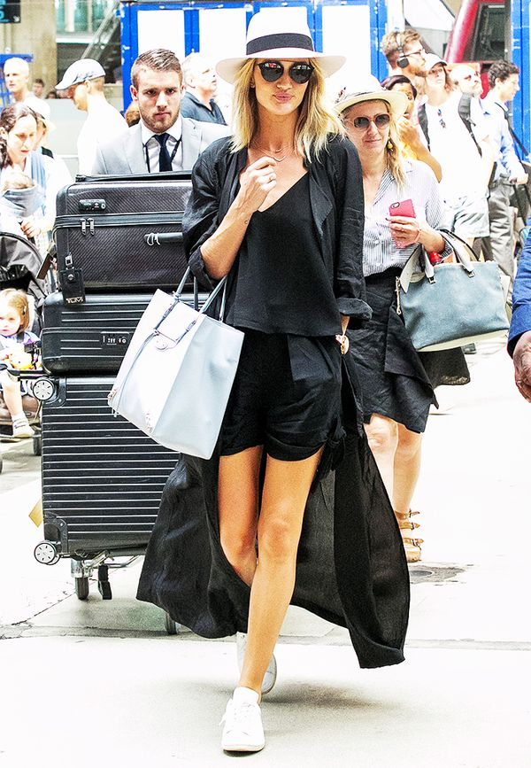 The Luggage Brand Every Celebrity Travels With Whowhatwear
